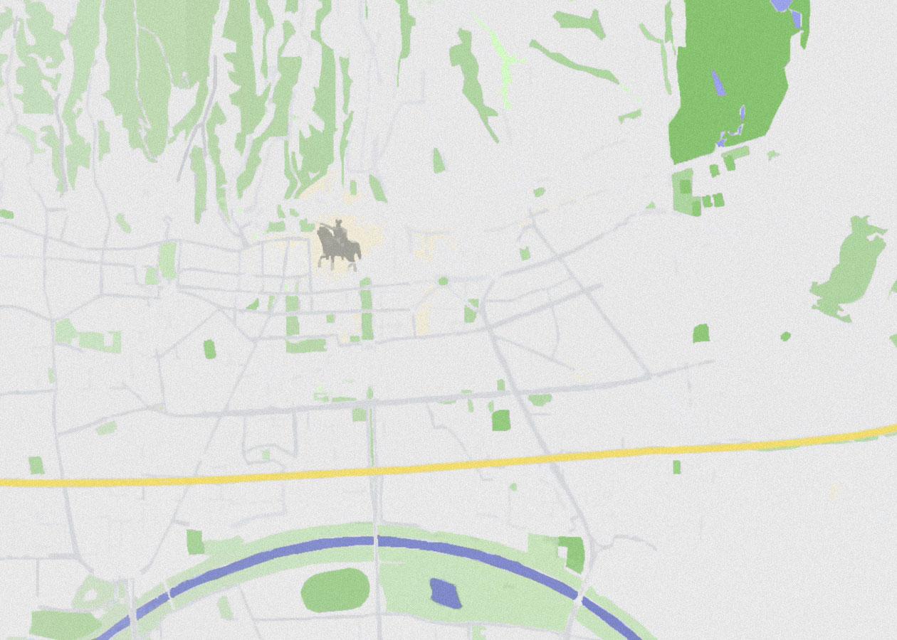 Interaktivna mapa Zagreba