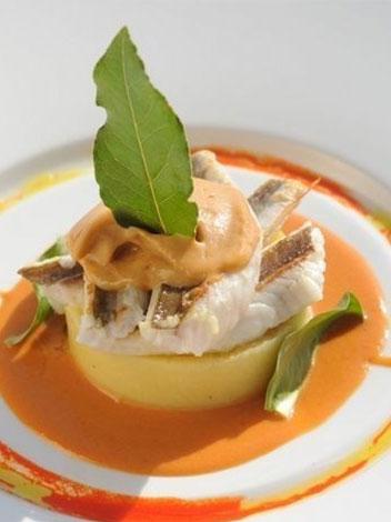 Hrana u restoranu San Rocco