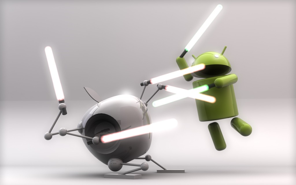 apple os anddroid