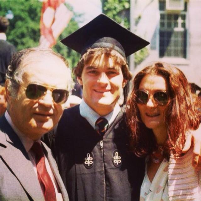 S mamom i tatom na Harvardu