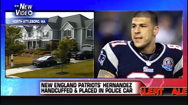 Hernandezovo privođenje u Americi je bilo ogromna vijest