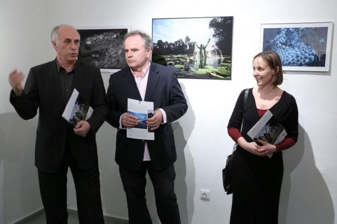 Nediljko Matić (u sredini)