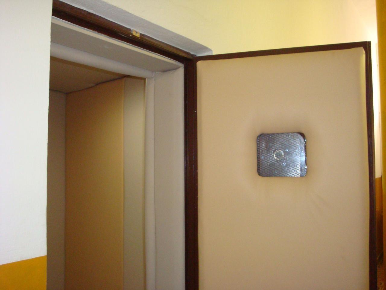 Gumena soba u Sisku, namijenjena zatvorenicima sklonim samoozlijeđivanju