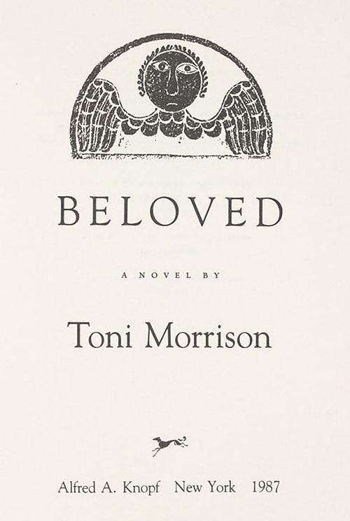 Toni Morrison: Voljena