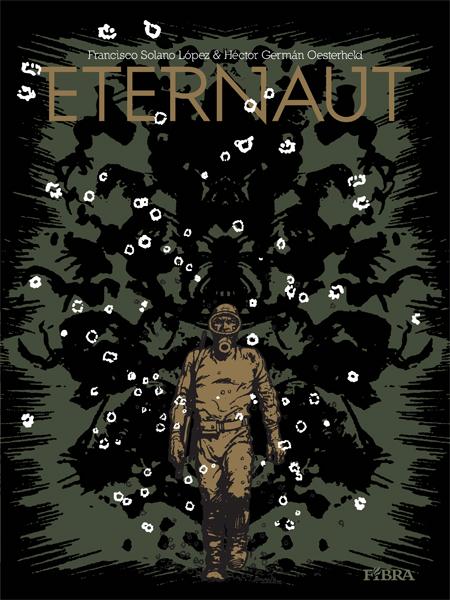 Eternaut - naslovnica Fibrinog izdanja