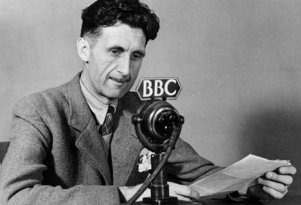 """""""Kršćanski je stav sebičan i ispunjen hedonizmom, jer cilj je uvijek pobjeći od bolne bitke ovozemaljskog života, i naći vječni mir u nekoj vrsti raja ili nirvane. Stav humanista je da se bitka mora nastaviti i da je smrt cijena života."""" George Orwell"""
