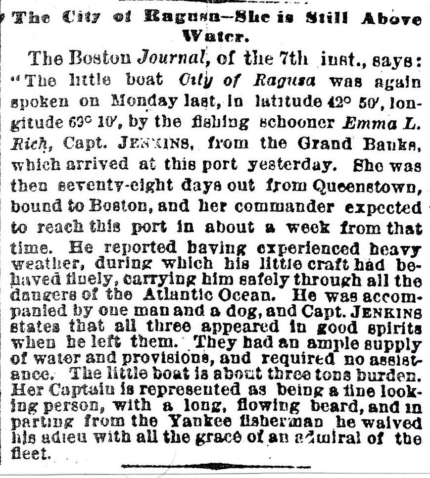 The New York Times (September 9, 1870)