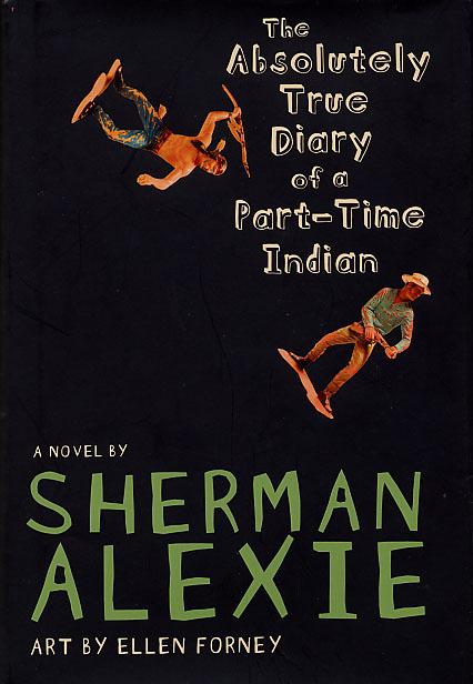 Sherman Alexie: Potpuno istinit dnevnik polu-Indijanca