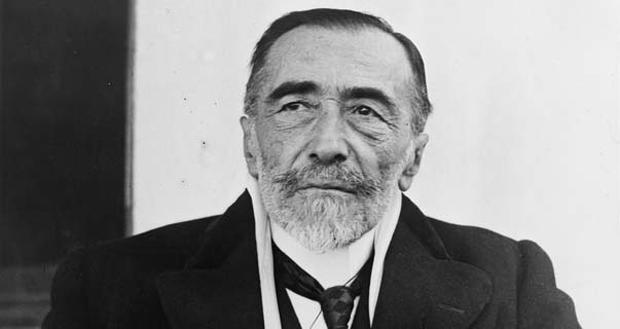 """""""Hrvao sam se sa smrti. To je nije najuzbudljivije natjecanje koje možete zamisliti."""" Joseph Conrad"""