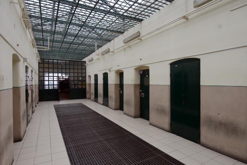 Hodnik zatvora u Lepoglavi