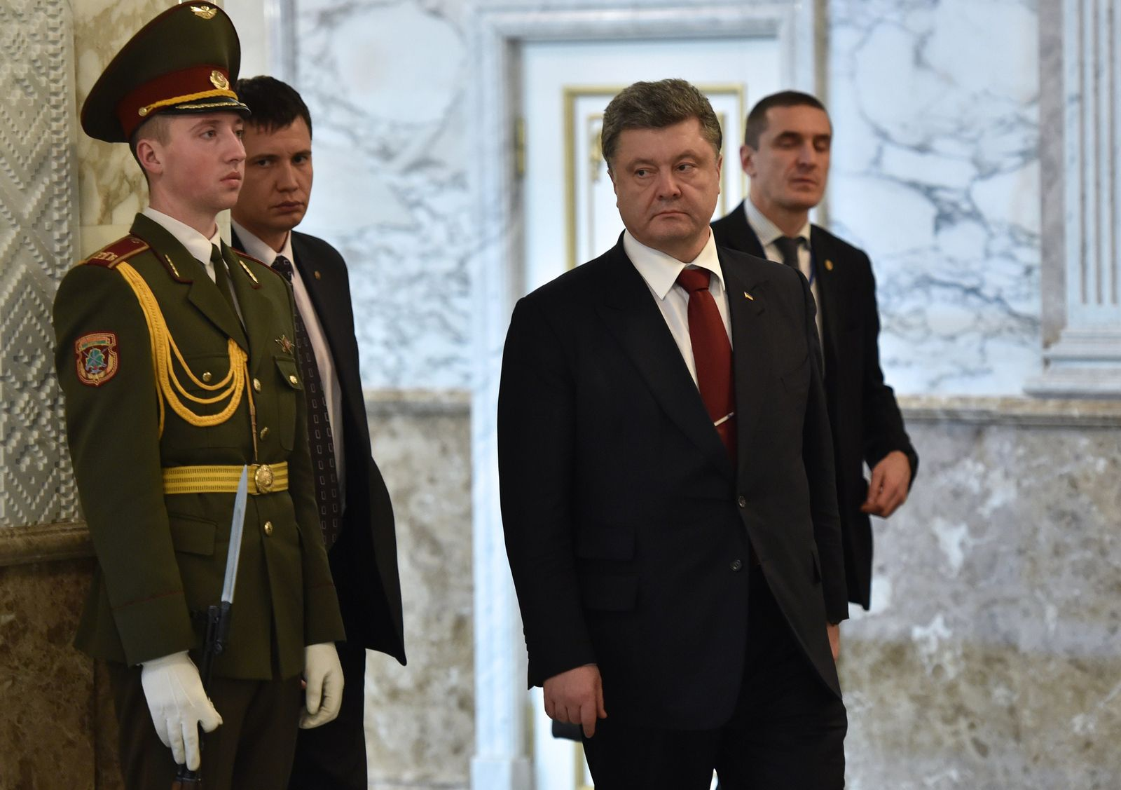 Ukrajinski predsjednik Petro Porošenko