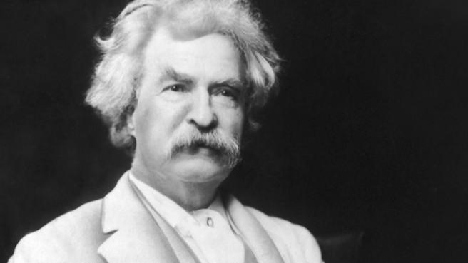"""""""Ne bojim se smrti. Umro sam milijunima godina prije svog rođenja i nisam doživio niti najmanju neugodnost radi toga."""" Mark Twain"""