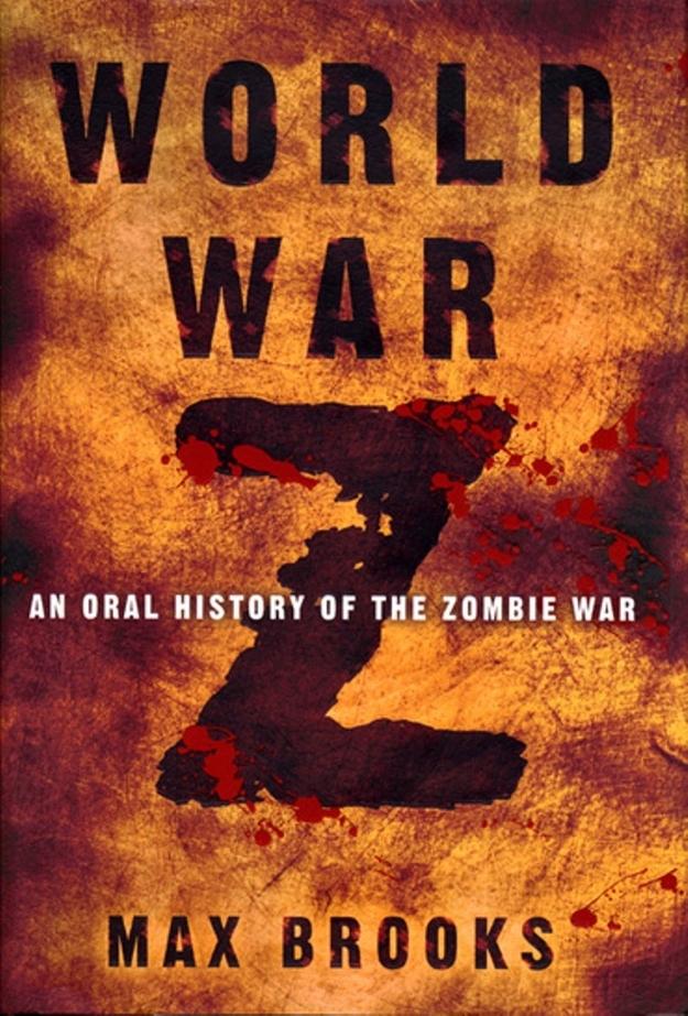 Max Brooks: Svjetski rat Z