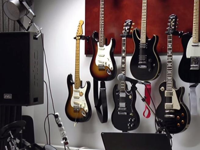 Vrhunac luksuza: glazbeni studio za zatvorenike