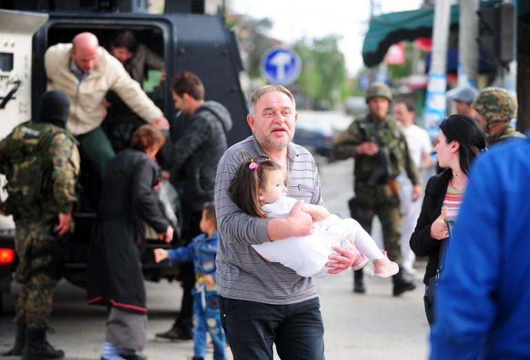 Sukob u Kumanovu jedan je od, ironično, faktora ujedinjenja stanovnika