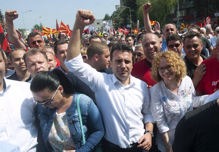 Oporbeni lider Zoran Zaev