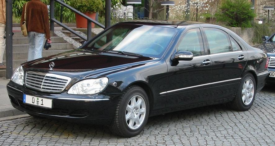 Ovo nije Mercedes koji je u ponudi