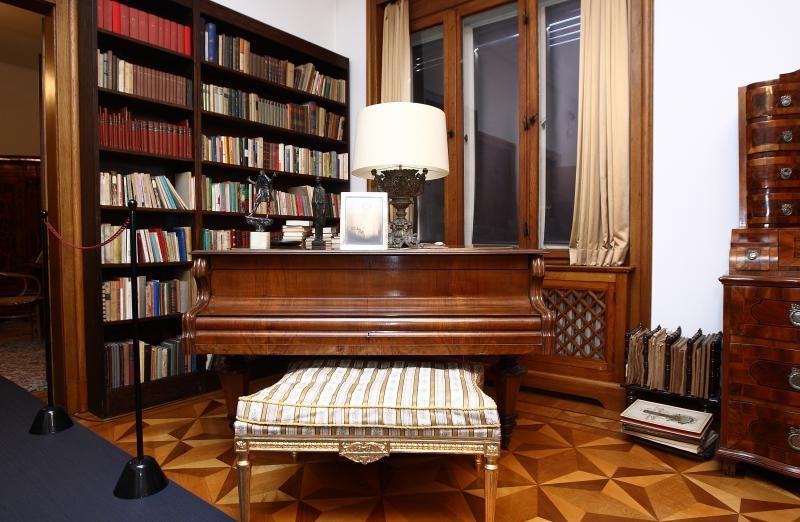 Radna soba u vili Rein