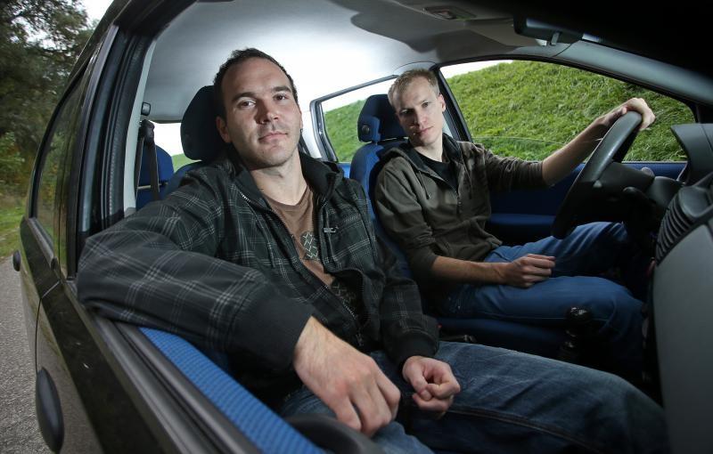 Volvo kräver att samåkning upphör