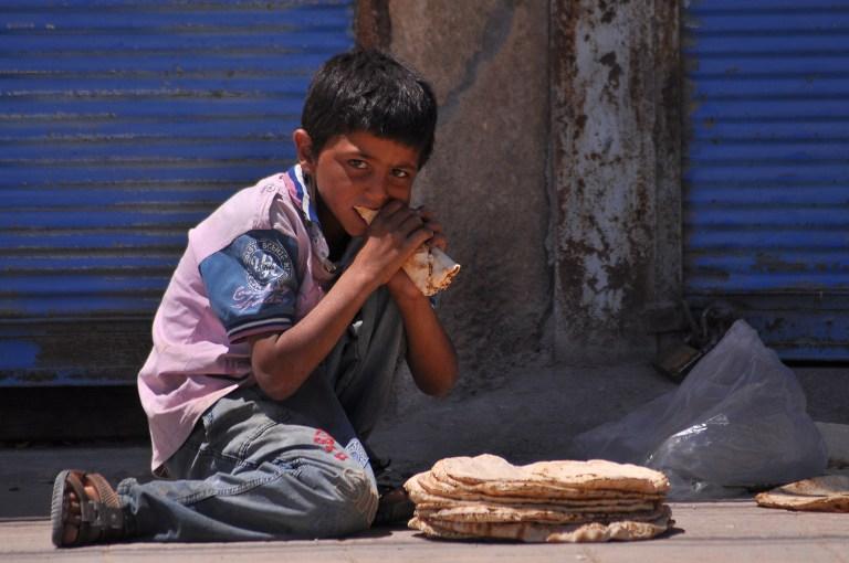 Sirijski dječak