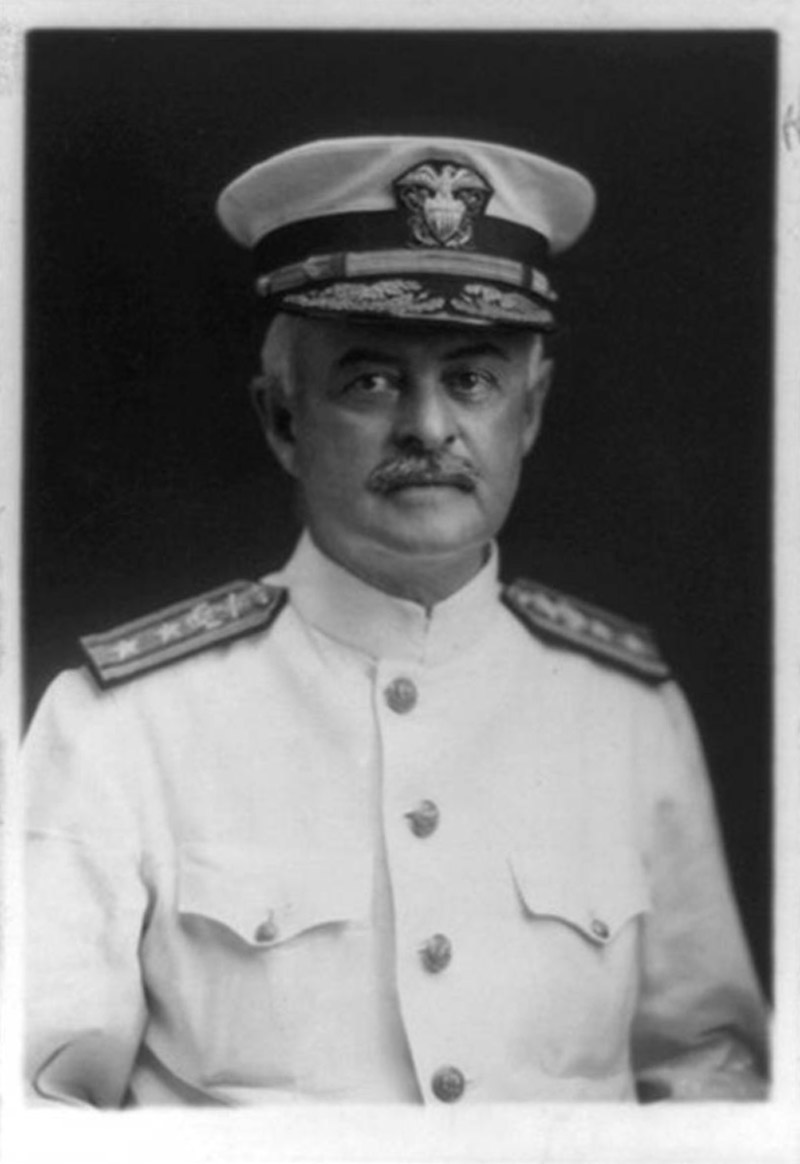 Admiral Philip Andrews