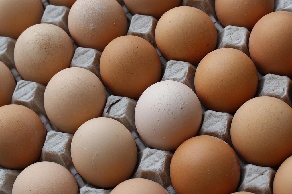 Jaja mogu utjecati na miris