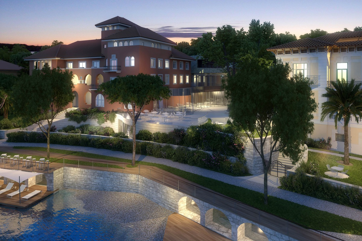BOUTIQUE HOTEL ALHAMBRA S VILOM AUGUSTOM ZAJEDNO ČINI NAJLUKSUZNIJI HOTEL NA OTOKU LOŠINJU