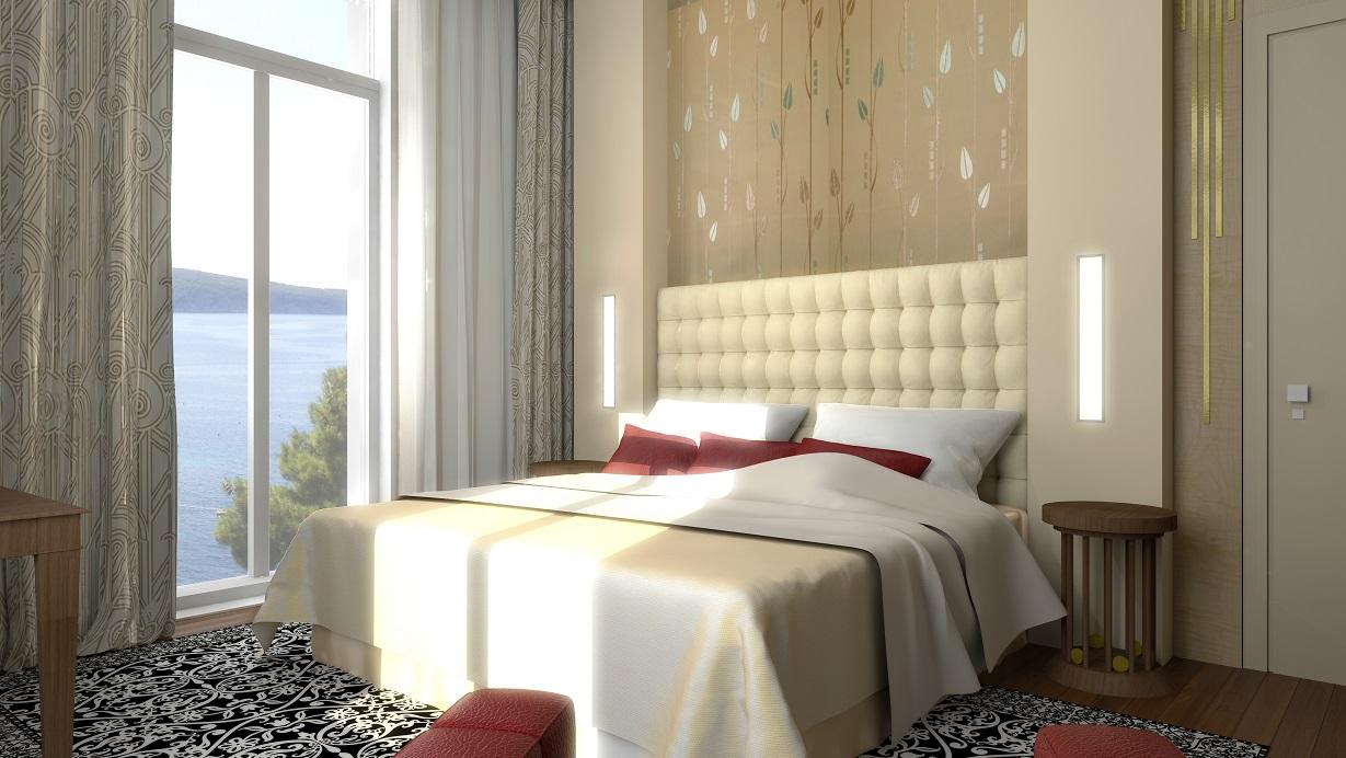 Hotel ima 36 soba i 15 apartmana, nude ekskluzivne usluge poput wellnessa u sobi