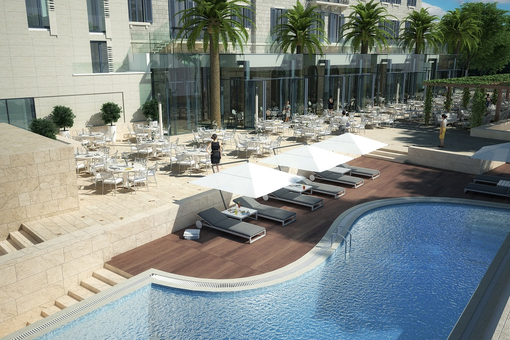 Otvorenje legendarnog splitskog hotela očekuje se početkom srpnja