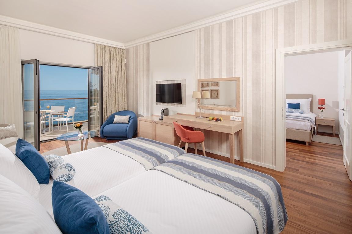 Odmaralište smješteno na otočiću Sveti Nikola jedini je sveobuhvatni otočki resort u zemlji