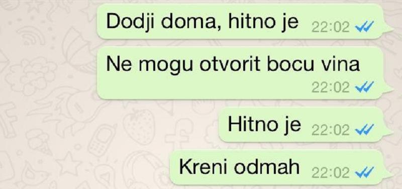 Porukom kako oraspoloziti decka Zanimljive SMS