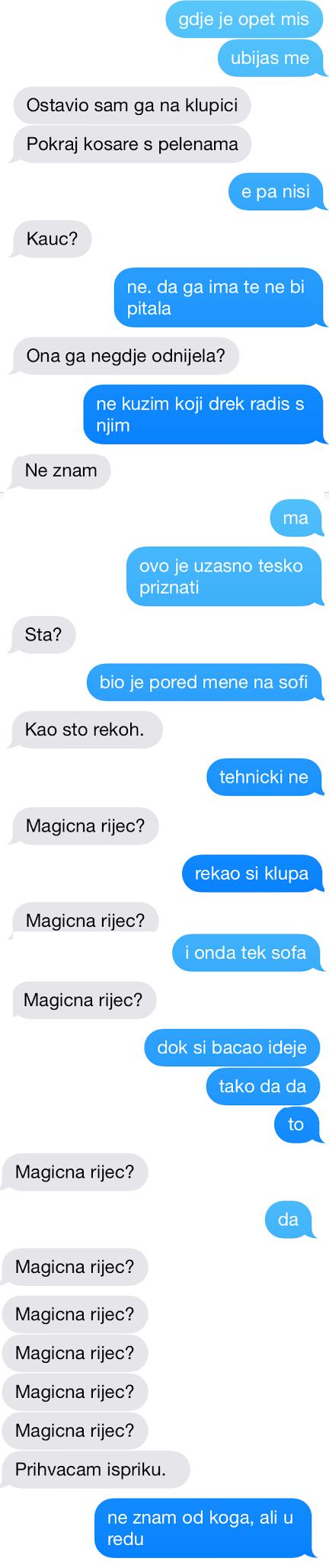 Porukom kako oraspoloziti decka Smiješne SMS