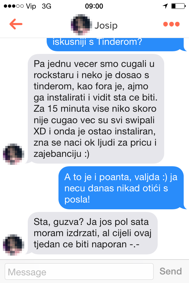 tinder hrvatska forum