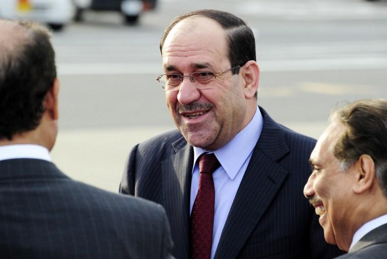 Bivši irački premijer Nuri al-Maliki