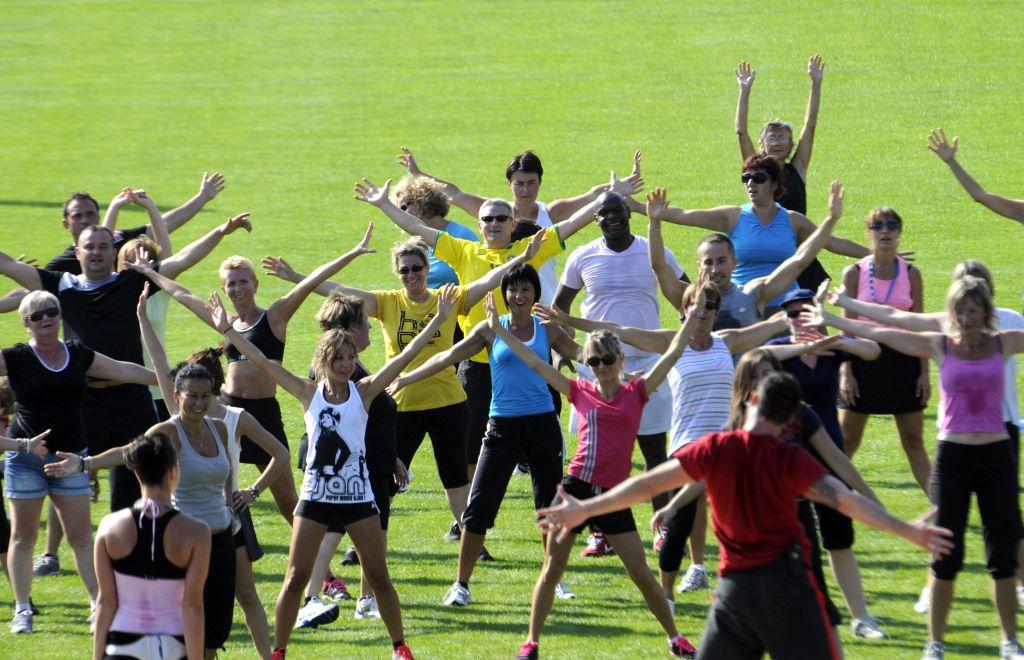 Svaka fizička aktivnost je zdrava.