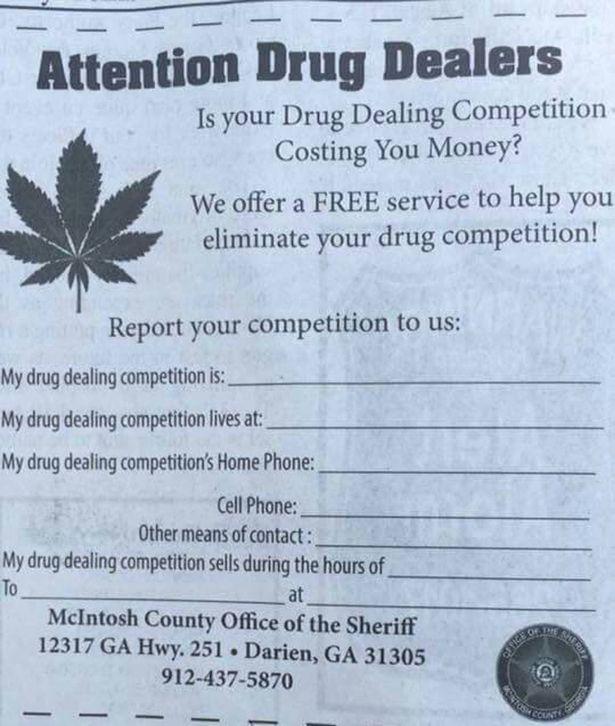 Drug-Poster