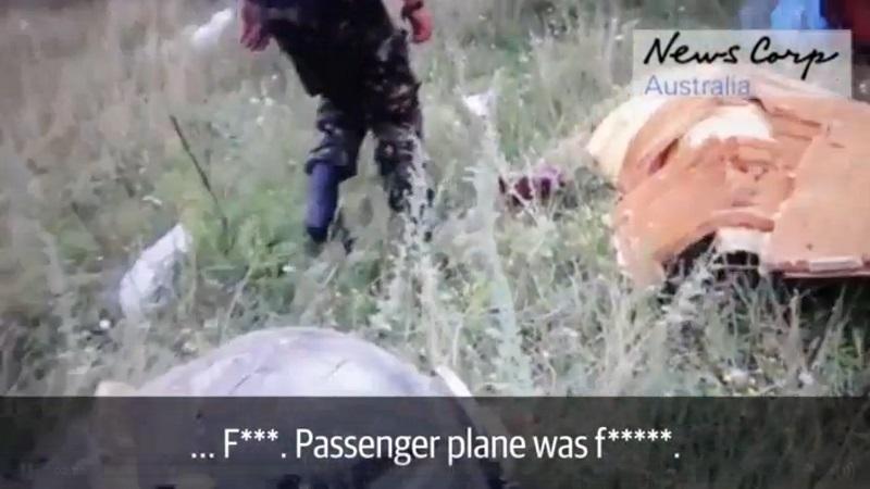 Pobunjenici su shvatili da je srušen civilni zrakoplov