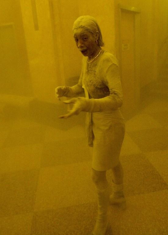 Legendarna fotografija snimljena odmah nakon napada 11. rujna