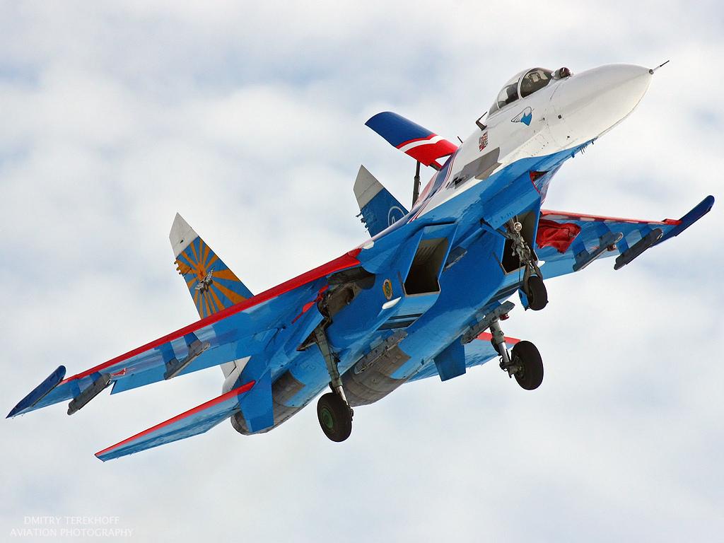 Suhoij Su-27