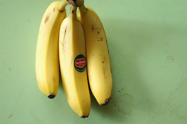 Banane su bogate škrobom