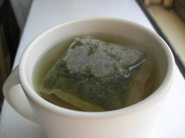 Šalica zelenog čaja