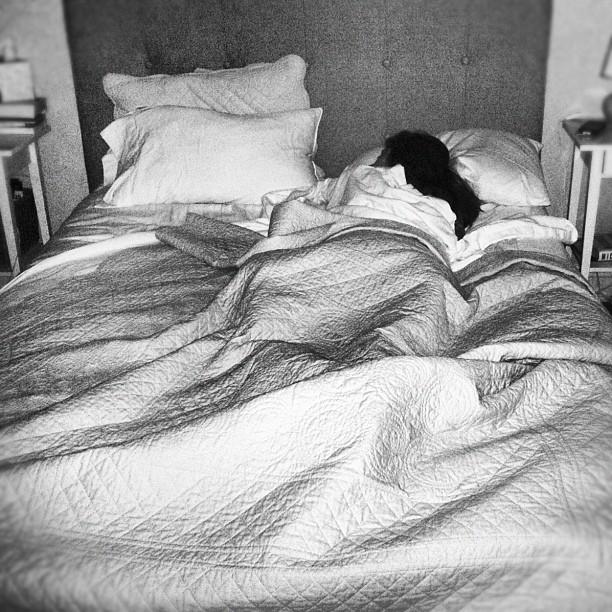 Bolje je spavala po noći