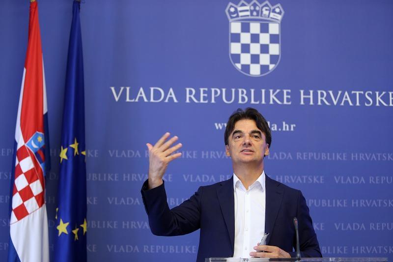 Branko Grčić, potpredsjednik Vlade