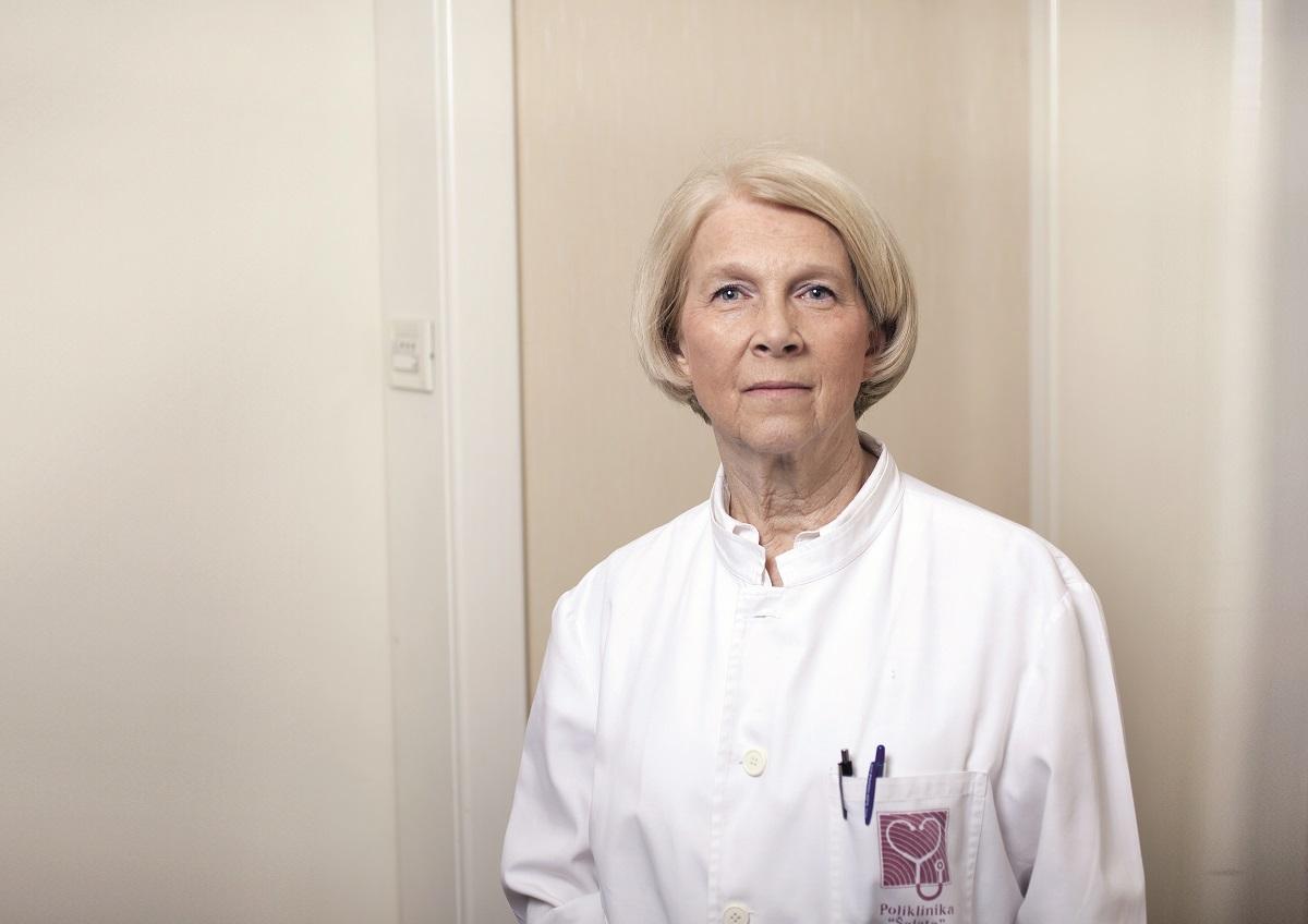 Nada Čikeš, prva dekanica na Medicini, poznata imunologinja i reumatologinja