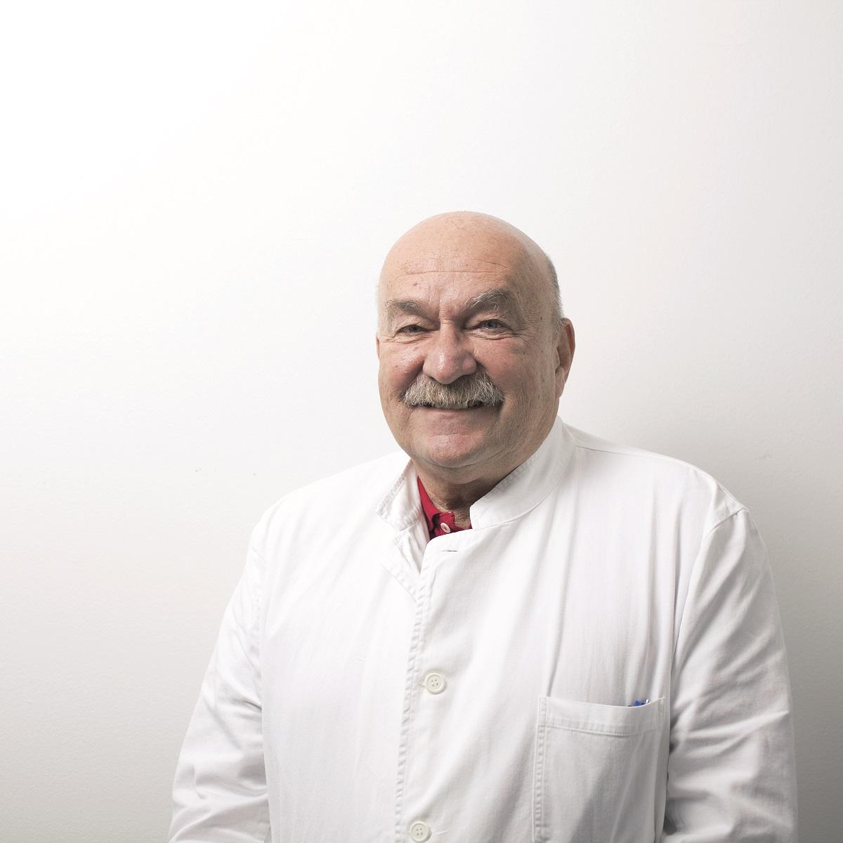 Velimir Šimunić, ginekolog
