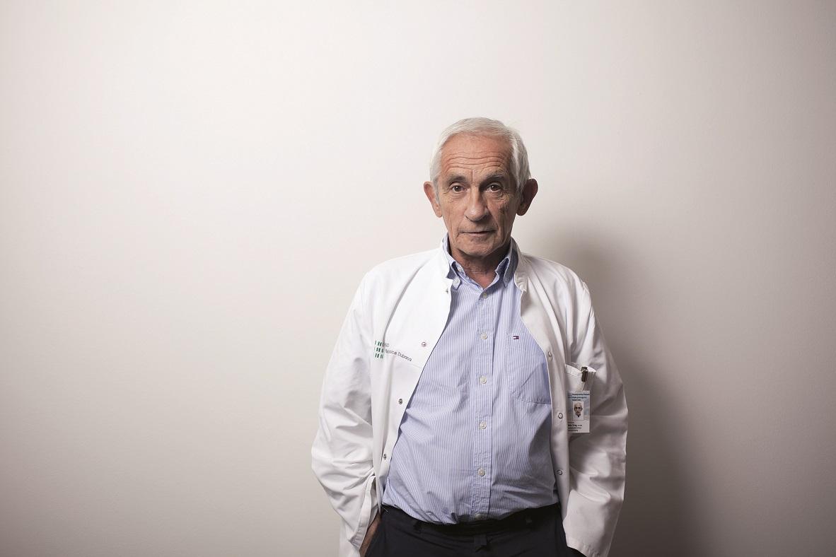 Mišo Virag, maksilofacijalni kirurg
