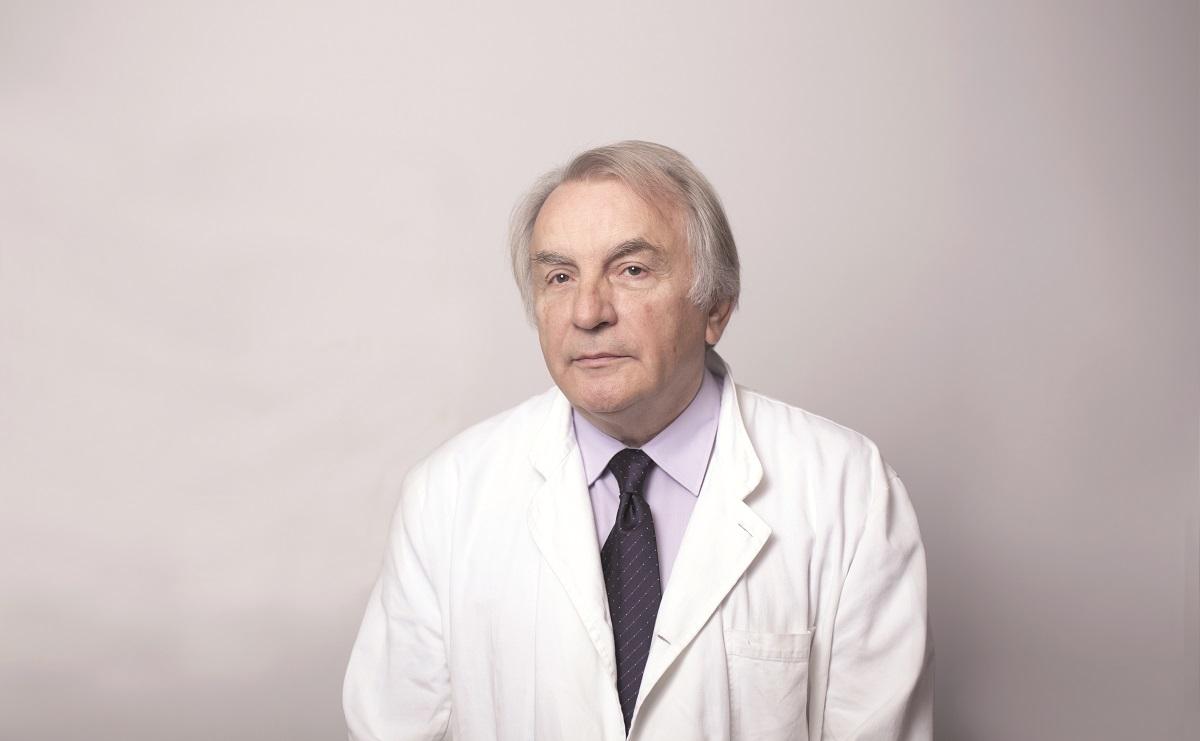 Boris Vucelić, gastroenterolog