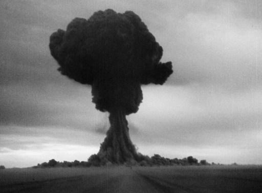 Sovjetski nuklearni test