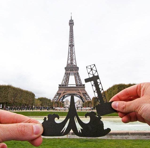 Eiffelov toranj na Champ de Mars-u