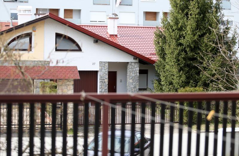 Kuća što ju je koristio Glogoški